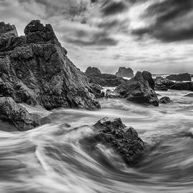 About Light  Images - Rocky Shore