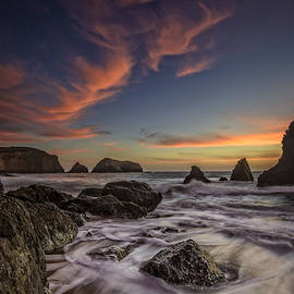 Rick Berk - Rodeo Sunset