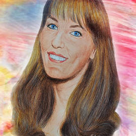 Jim Fitzpatrick - Roller Derby Star Lovely Barbara Baker