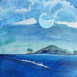 Danita Cole - Rolling Onto Maui
