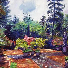 David Lloyd Glover - Roma Garden