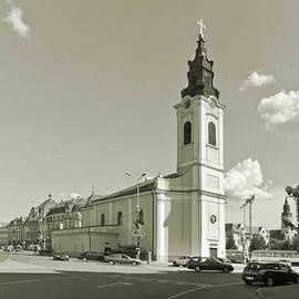 Vlad Baciu - Roman Catholic church Saint Ladislau in Oradea - ROMANIA