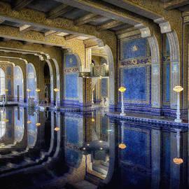 Robert Woodward - Roman Pool At Hearst Castle