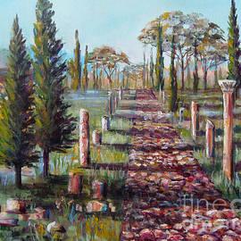 Lou Ann Bagnall - Roman Road