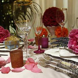 Nina Prommer - Romantic Dinner Setting