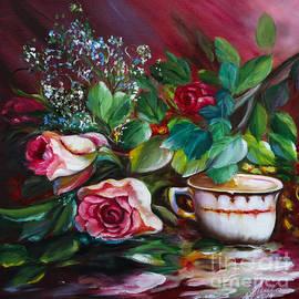 ILONA ANITA TIGGES - GOETZE  ART and Photography  - Romantic Time