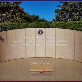 Glenn McCarthy Art and Photography - Ronald Reagan Memorial Site