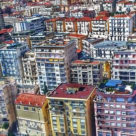 Julian Darcy - Roof tops of Monte Carlo