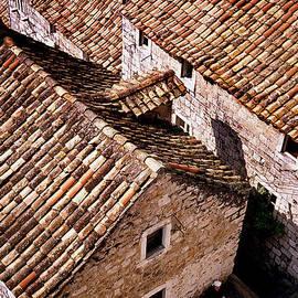 Eva Kato - Rooftops of Dubrovnik
