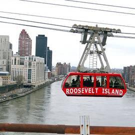 Ed Weidman - Roosevelt Island Tram