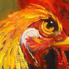 Nancy Merkle - Rooster Eye