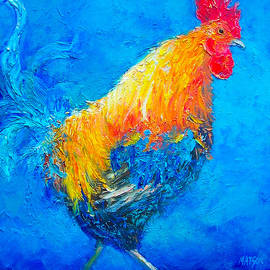 Jan Matson - Max the Rooster