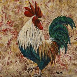 Darice Machel McGuire - Rooster Strut