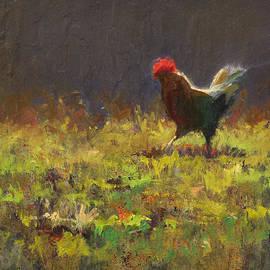 Karen Whitworth - Rooster Strut