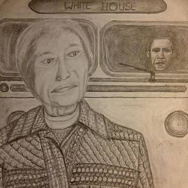 Irving Starr - Rosa Parks Imagined Progress