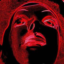 Ed Weidman - Rosalie In Red