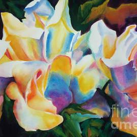 Kathy Braud - Rose Cluster Half