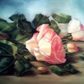Mojgan Jafari - Rose Flowers