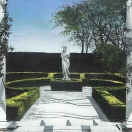 Vincent Mancuso - Rosecliff Garden