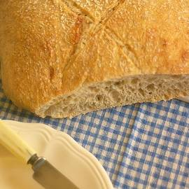 Suzanne Powers - Rosemary Herb European Country Bread
