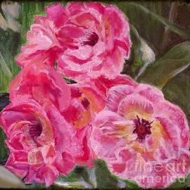 Kimberlee  Baxter - Roses Hidden in the Heart