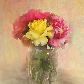 Norma Warden - Roses in Jar