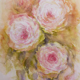 Elisaveta Pavlova - Roses in the end of May