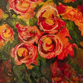 Olga Zamora - Roses