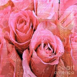 Saundra Myles - Roses Pink and Pretty
