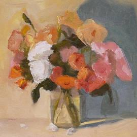 Elizabeth B Tucker  - Roses Study
