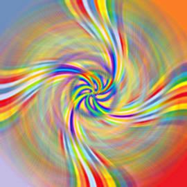 Lorna Hooper - Rotating Rainbow