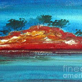 Roberto Gagliardi - Rough Hill on the Billabong