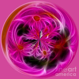 Kaye Menner - Round Pink and Pretty by Kaye Menner
