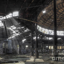 Julie Woodhouse - Roundhouse II