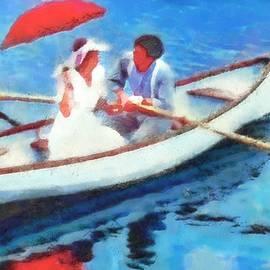 Catherine Lott - Row Boat