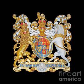 Jon Blumenaus - Royal Coat of Arms