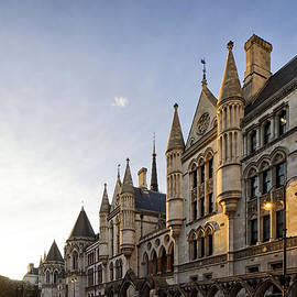 Shirley Mitchell - Royal Courts of Justice London