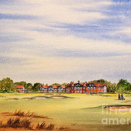 Bill Holkham - Royal Lytham and St Annes Golf Course