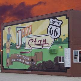 Thomas Woolworth - RT 66 Dwight IL Java Stop