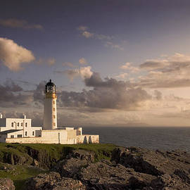 Pat Speirs - Rubha Reidh - lighthouse