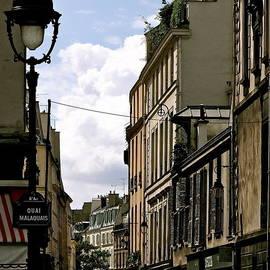 Ira Shander - Rue Bonaparte Paris