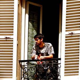 Ira Shander - Rue Des Rosiers Paris