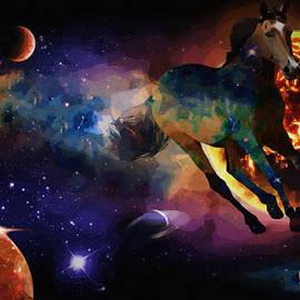 Joseph Juvenal - Running Horse Creation