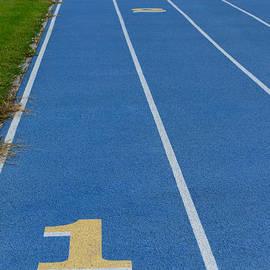 Paul Ward - Running Track