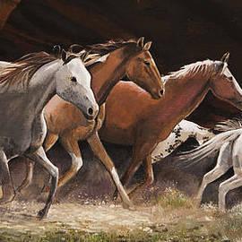Bill Dunkley - Running Wild
