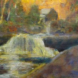 David Zimmerman - Runoff Falls