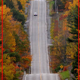 Roy Urbach - Rural Road in Ontario