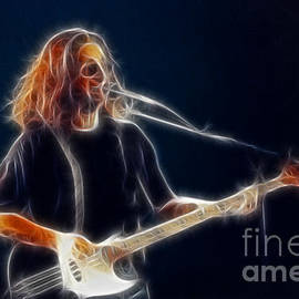 Gary Gingrich Galleries - RUSH-Geddy-Bones-92-GD23-Fractal