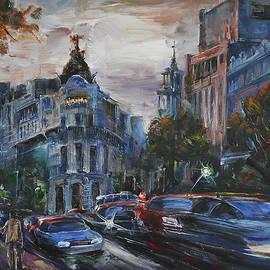 Stefano Popovski - Rush Hour III