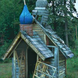 Alan Toepfer - Russian Orthodox Chapel in Alaska